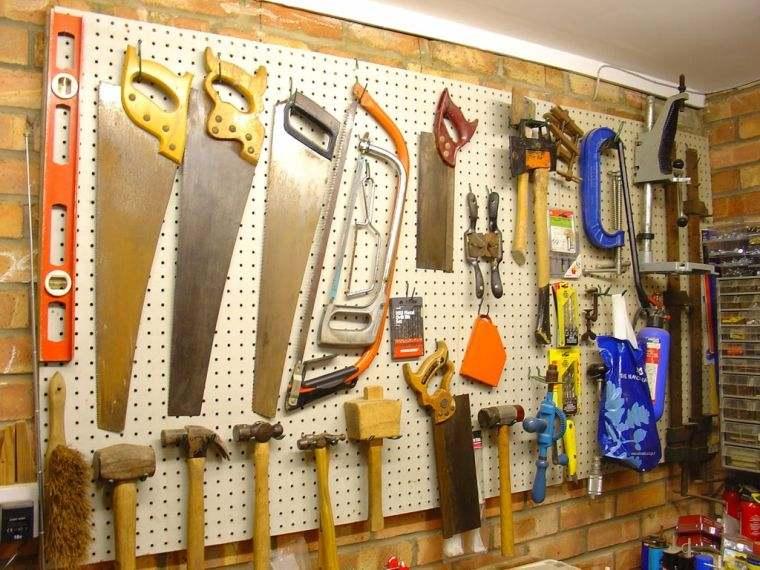 organizar-cosas-paredes-garaje