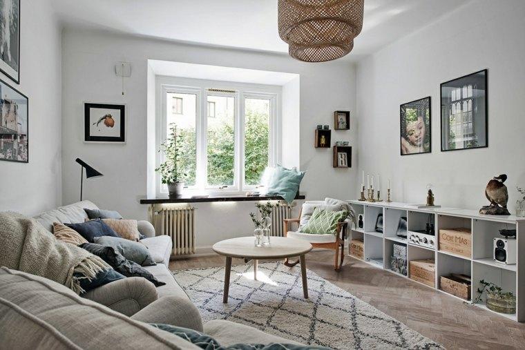 "-sala-idéias-estilo-escandinavo-amplo ""largura ="" 760 ""height ="" 507 ""srcset ="" https://casaydiseno.com/wp-content/uploads/2020/09/salon-estilo-escandinavo-amplio-ideas.jpg 760w, https://casaydiseno.com/wp- content / uploads / 2020/09 / salon-Scandinavian-style-wide-ideas-720x480.jpg 720w ""tamanhos ="" (largura máxima: 760px) 100vw, 760px ""/> <img loading="
