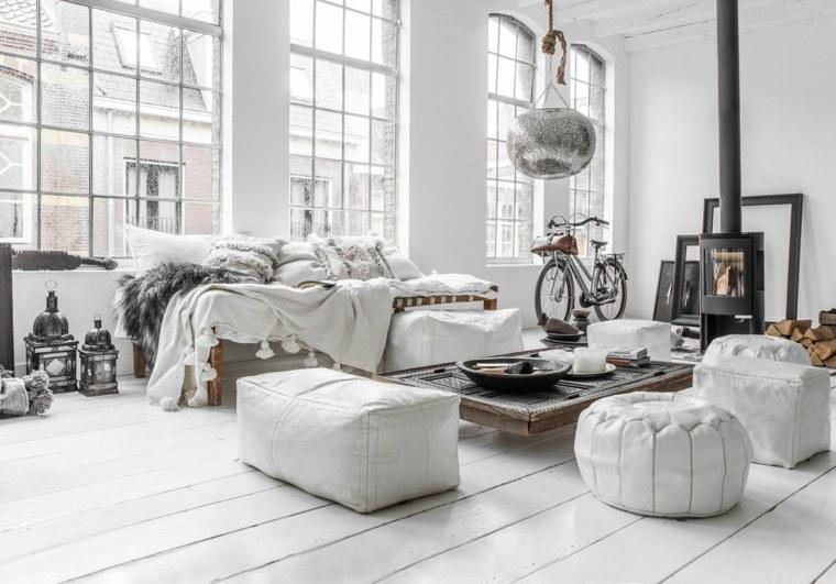 salón estilo escandinavo-detalles-estilo-maroqui