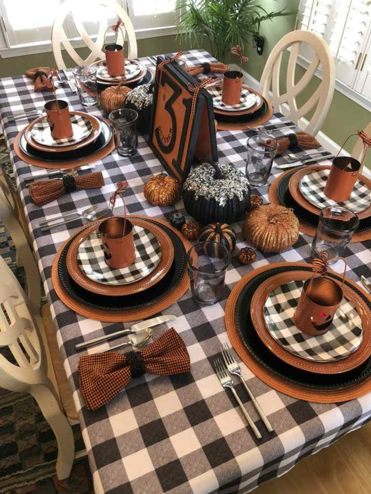 Centros-de-mesa-de-Halloween-ideas-colores-llamativos