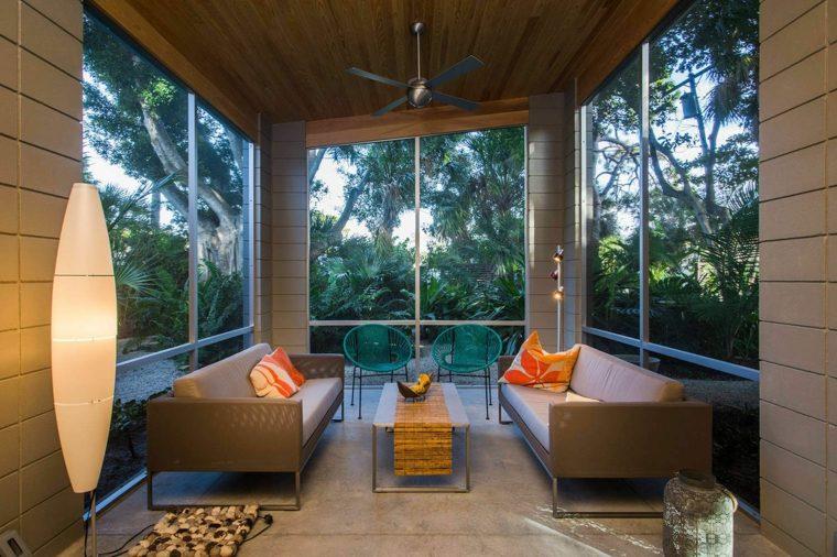 Acristalamiento de terrazas crear-salon
