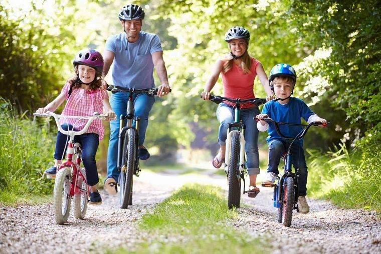 actividades de aventura bicicleta