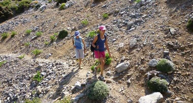 actividades de aventura caminata
