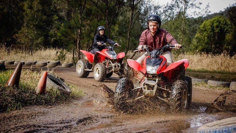 actividades de aventura carreras