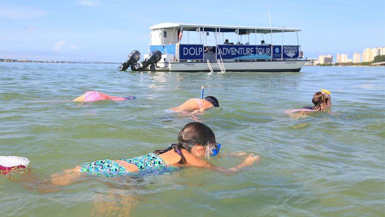 actividades de aventura nadar