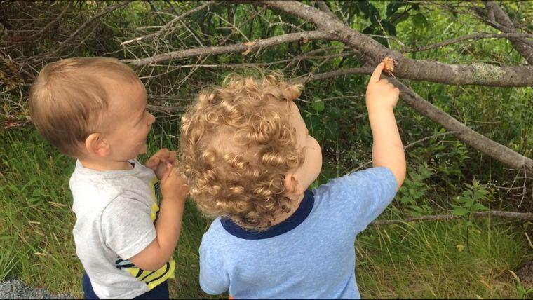 actividades de aventura niños pequeños