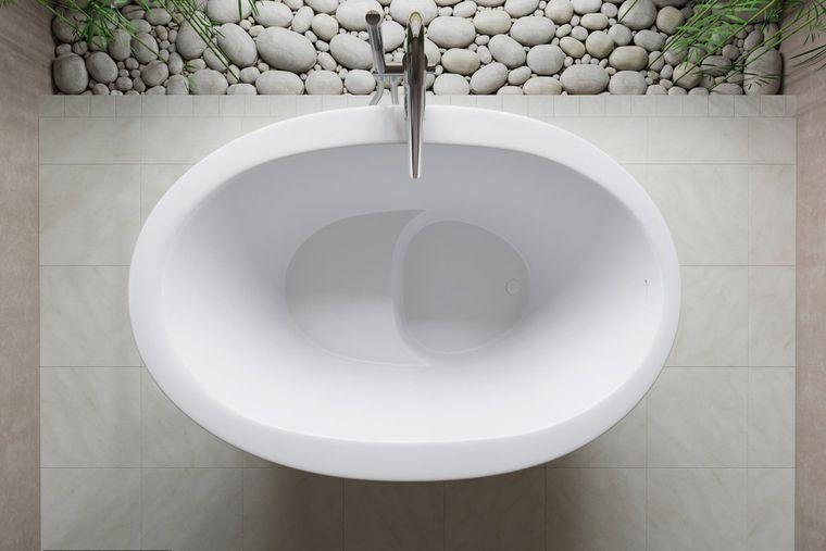 bañeras japonesas altas con asiento
