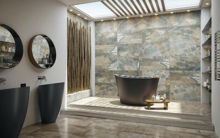bañeras japonesas amplio baño