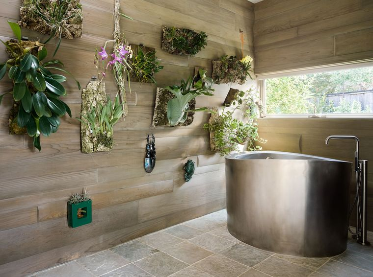 bañeras japonesas diseño minimalista
