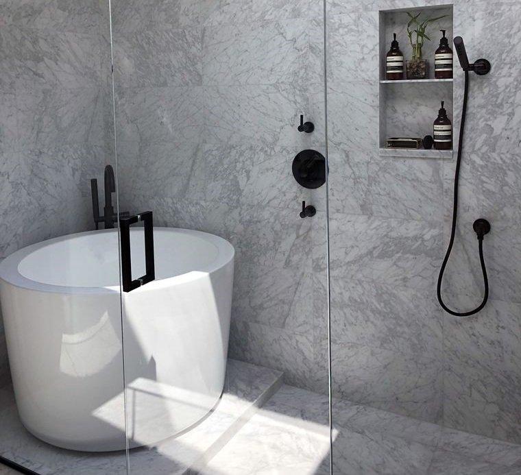 bañeras japonesas ducha