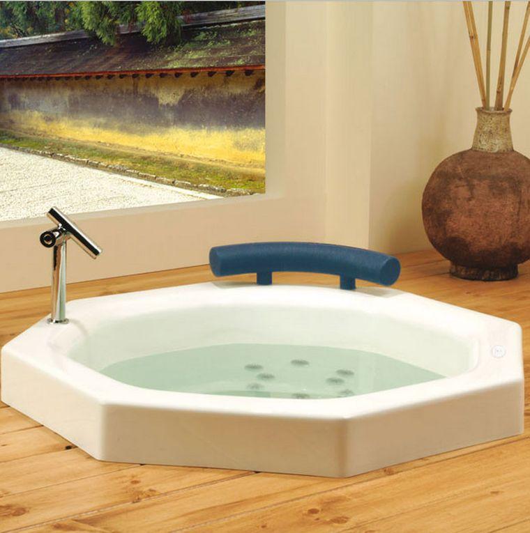 bañeras japonesas empotradas