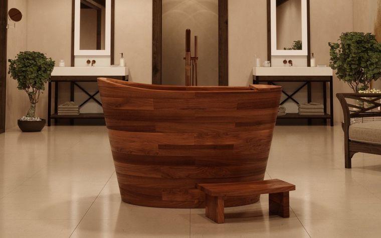 bañeras japonesas punto focal