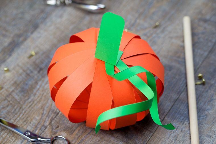 calabaza-papel-decoracion-halloween