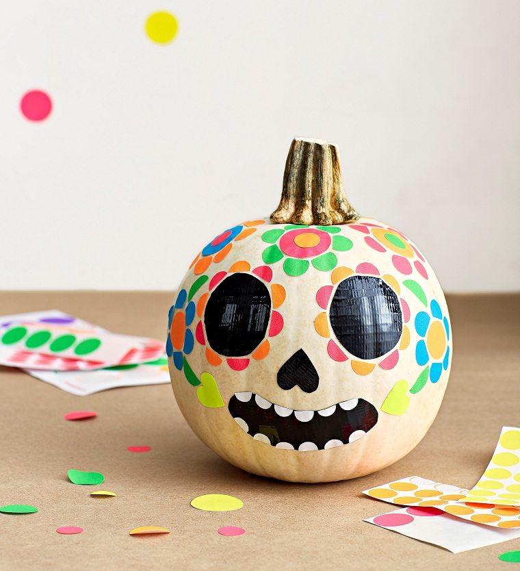 calabazas-decorada-estilo-halloween