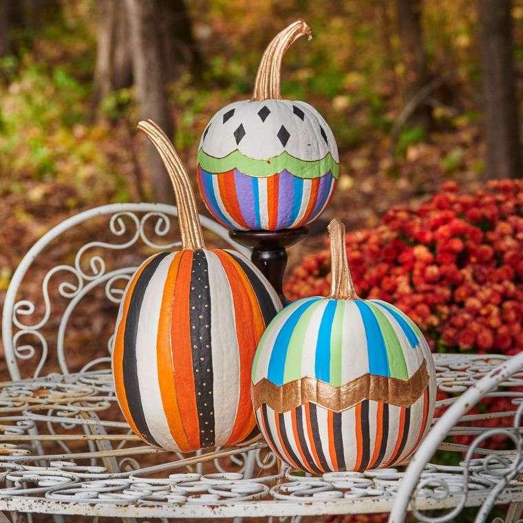 calabazas decoradas creativas