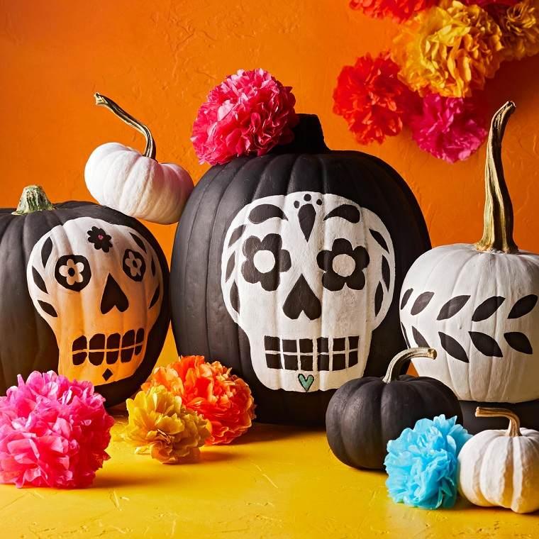 calavazas-bellas-calaveras-ideas-halloween