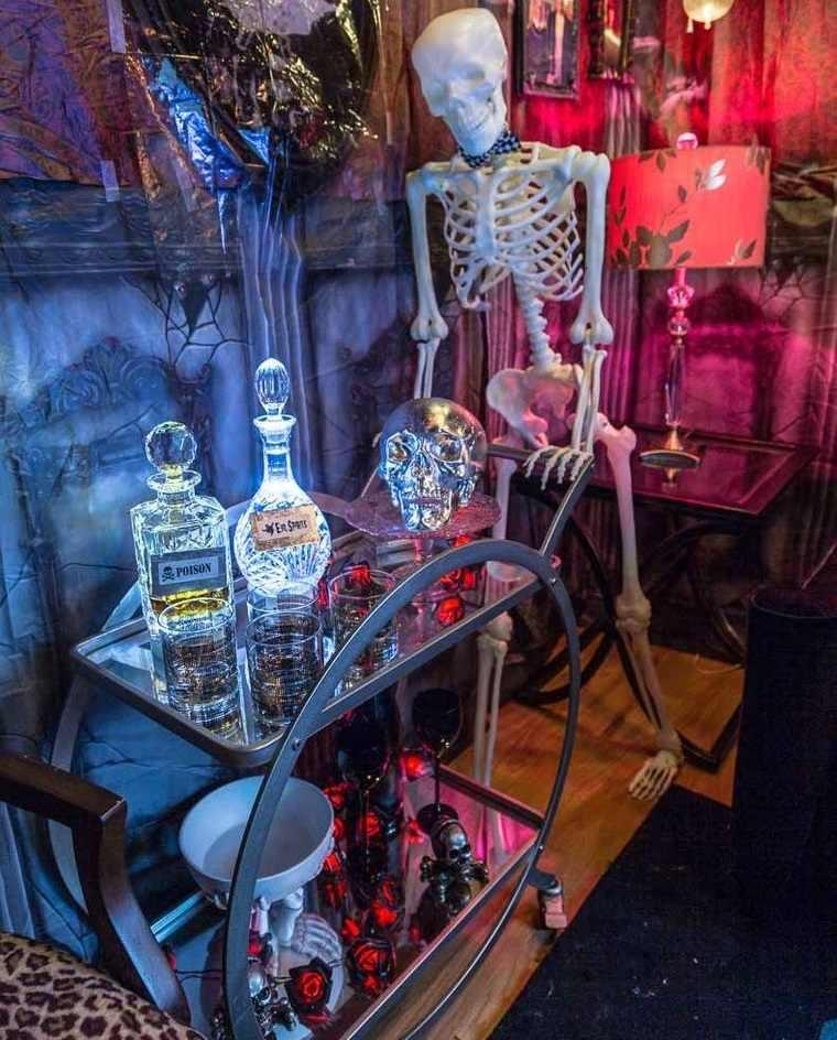 carritos de bar decoracion original