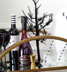carritos de bar ideas decoracion halloween