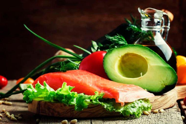 cetosis alimentos grasas saludables