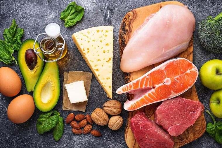 cetosis alimentos