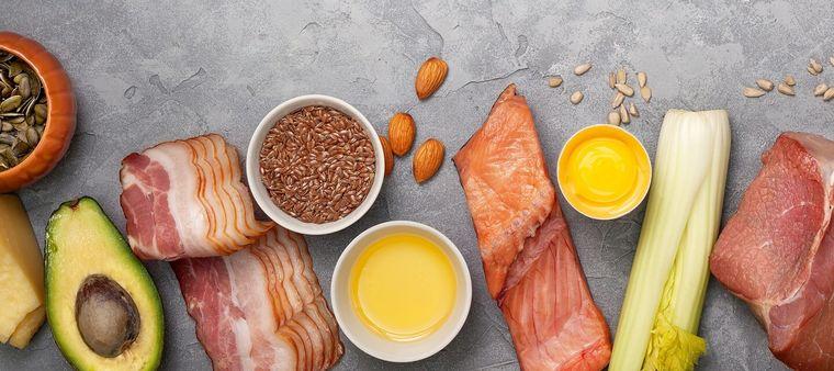cetosis consumo grasas saludables