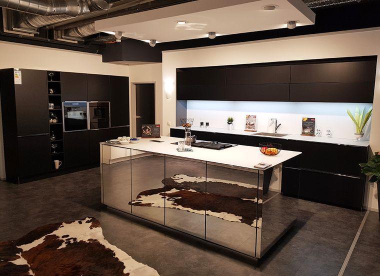 cocinas con isla diseño elegante