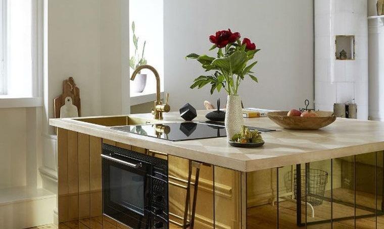 cocinas con isla estilos de decoracion