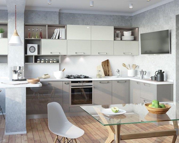 color-gris-paloma-cocina-lugar-comida