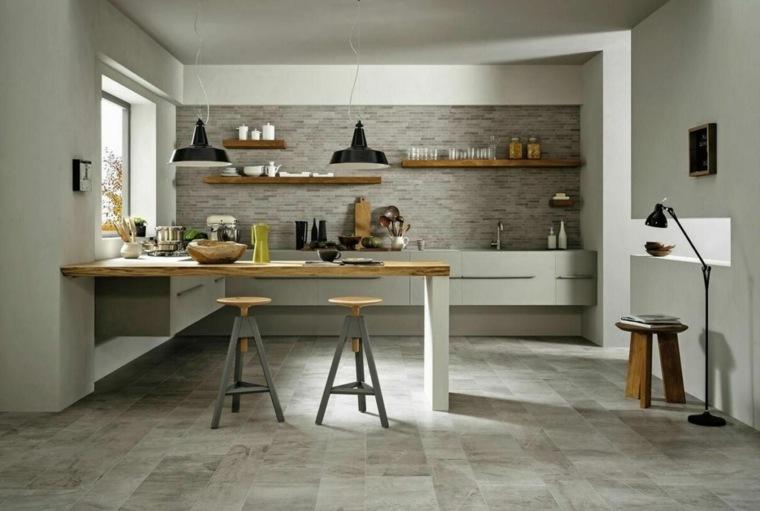 color gris-paloma-opciones-diseno-cocina