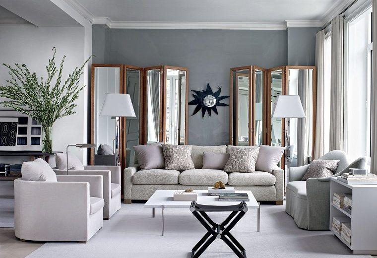 color-gris-paloma-salon-dos-sofas
