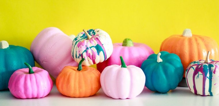 colores alegres decoracion halloween