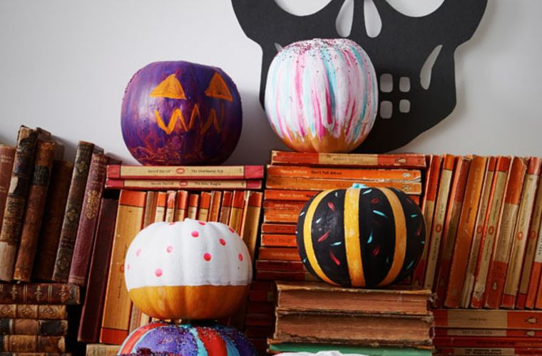 colores alegres halloween original