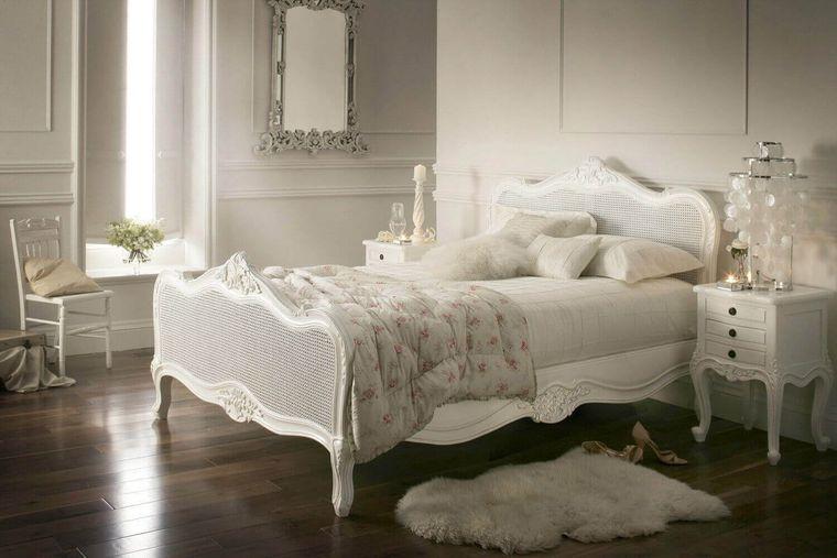 decoración vintage blanco