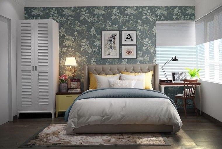 decoración vintage inspiracion para dormitorio
