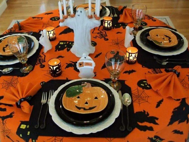 dia-muertos-decorar-mesa