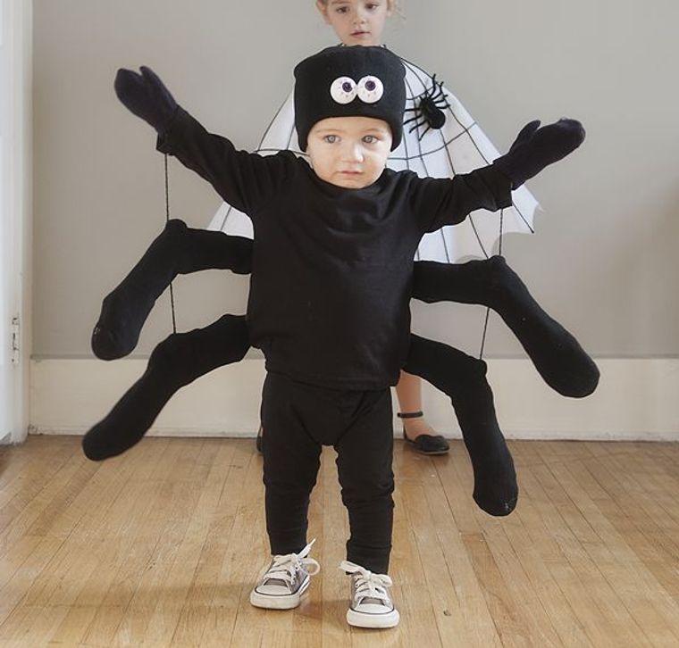 disfraces halloween araña