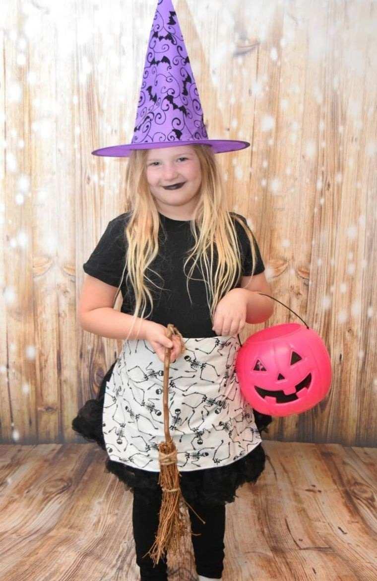 disfraces halloween bruja