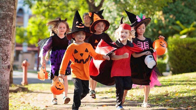 disfraces halloween de niños