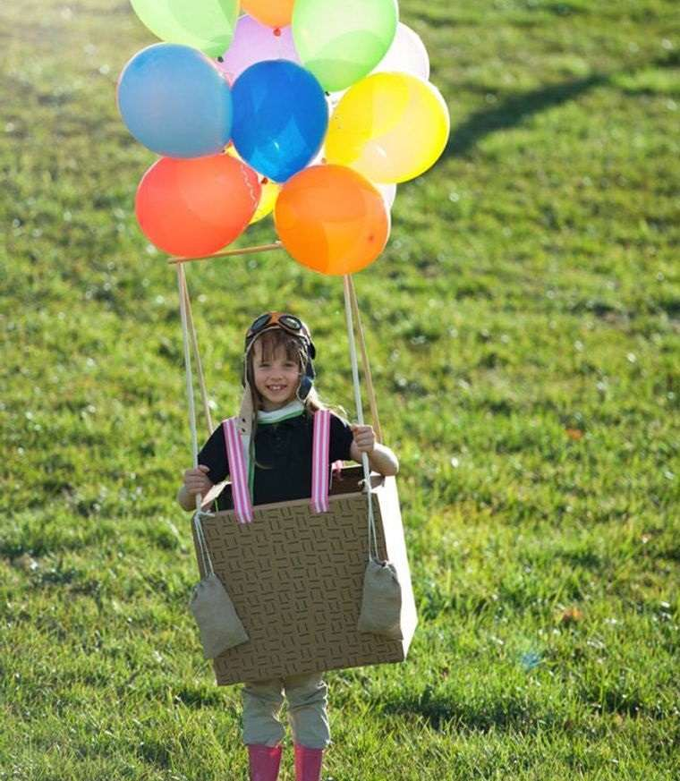 disfraces halloween globos