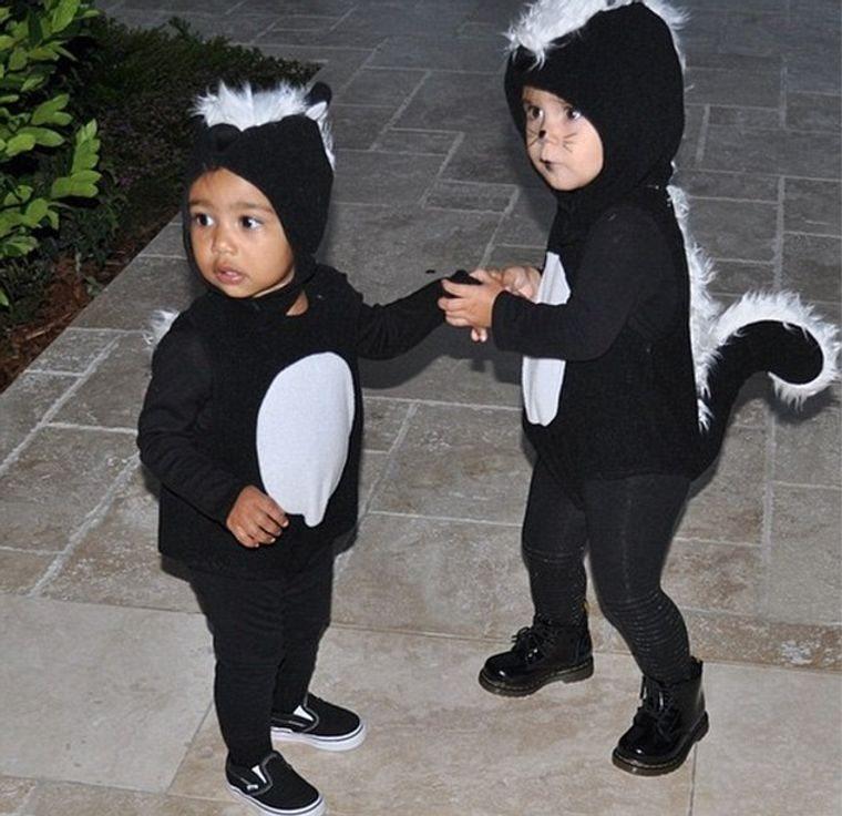 disfraces halloween mofeta