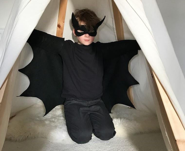 disfraces halloween murcielago