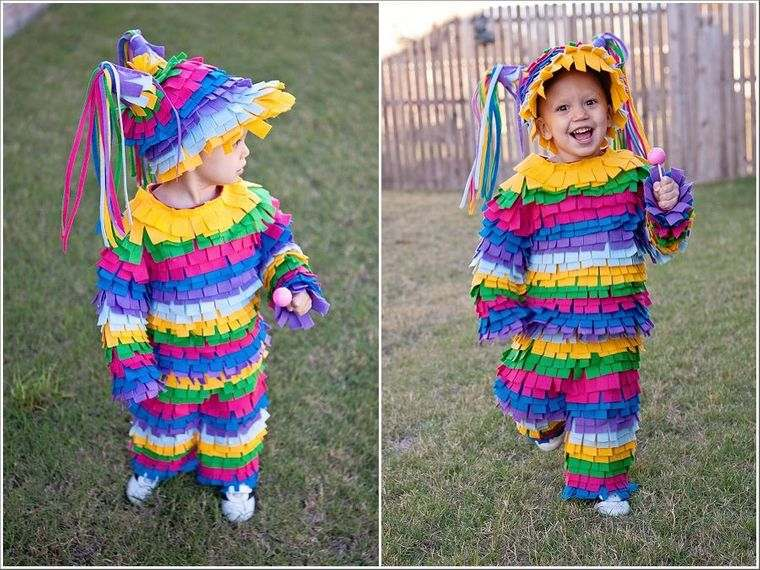 disfraces halloween piñata