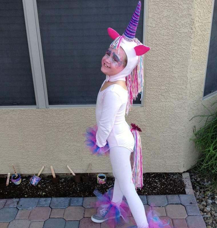 disfraces halloween unicornio
