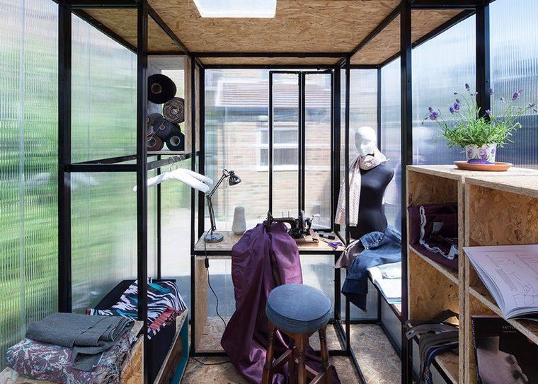 espacio de trabajo arquitectura creativa