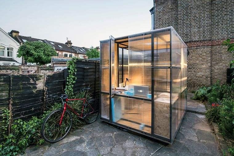 espacio de trabajo gran diseño