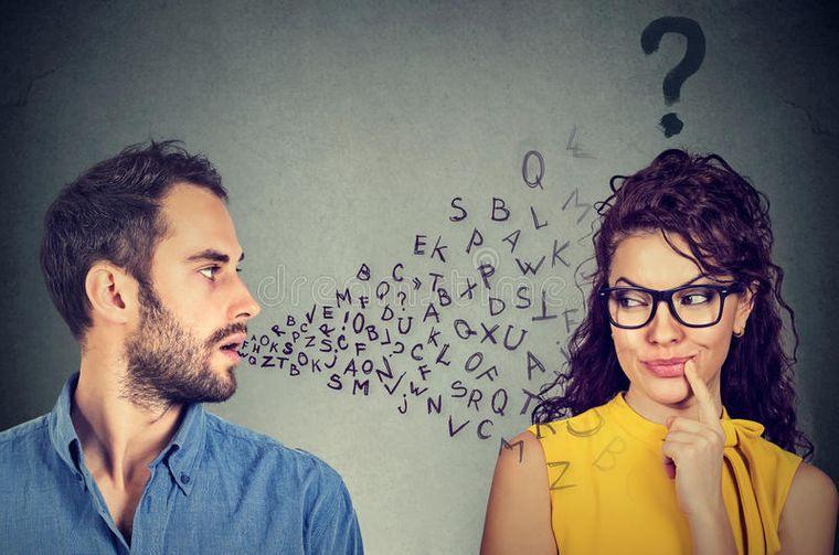 estilos de comunicación entre mujer hombre