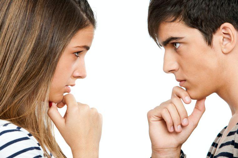 estilos de comunicación no verbal hombre mujer