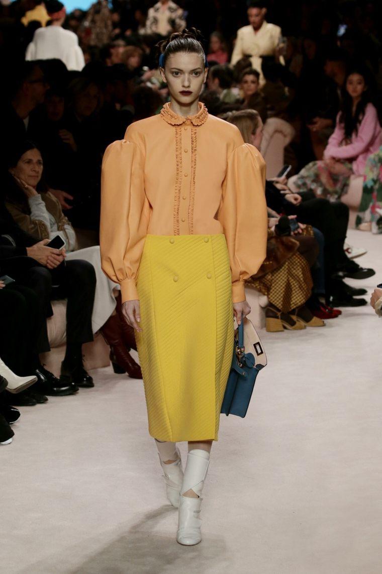 falda-amarilla-larga-ideas