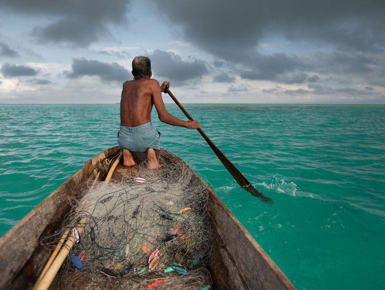 La tribu de Bajau – Los últimos nómadas marinos de Asia
