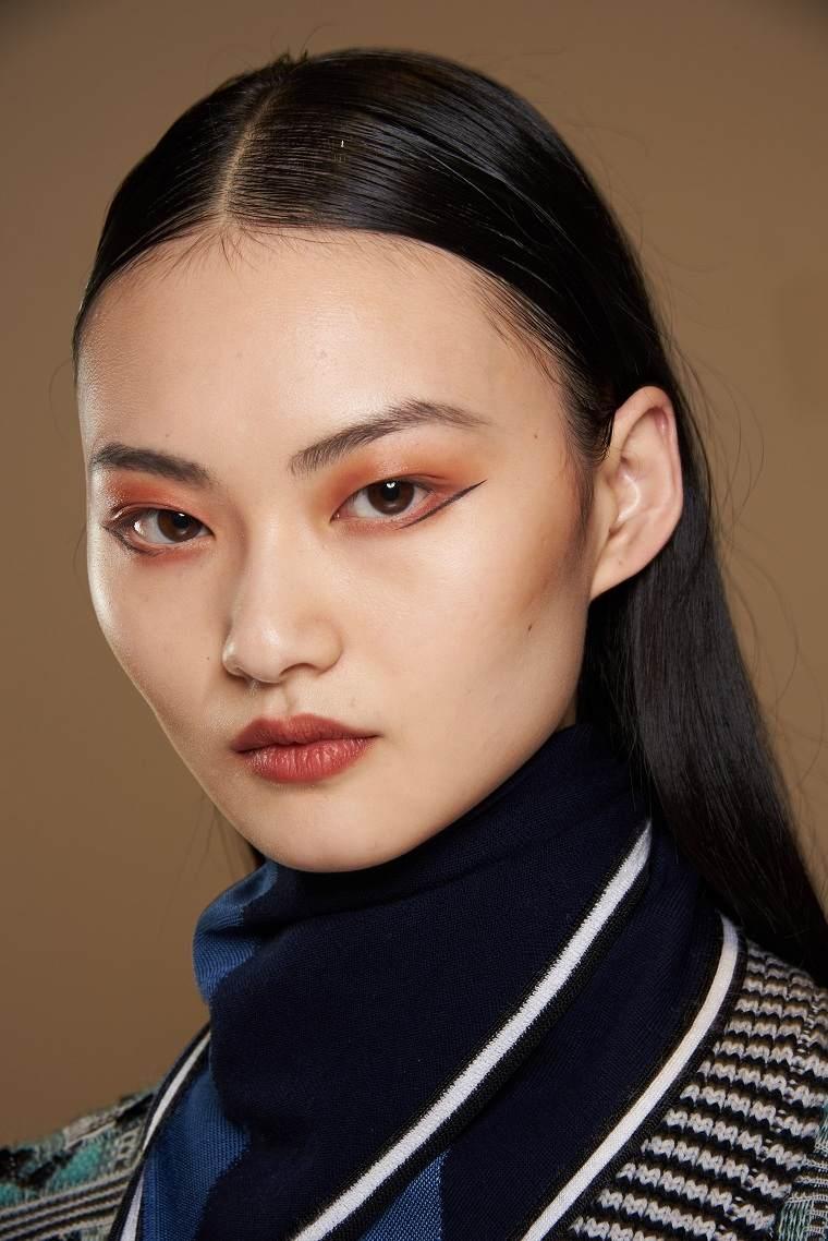 maquillaje-modelo-missoni-2020